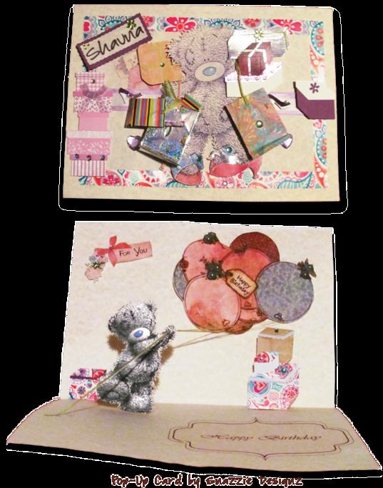 Handmade Card by snazzie designz