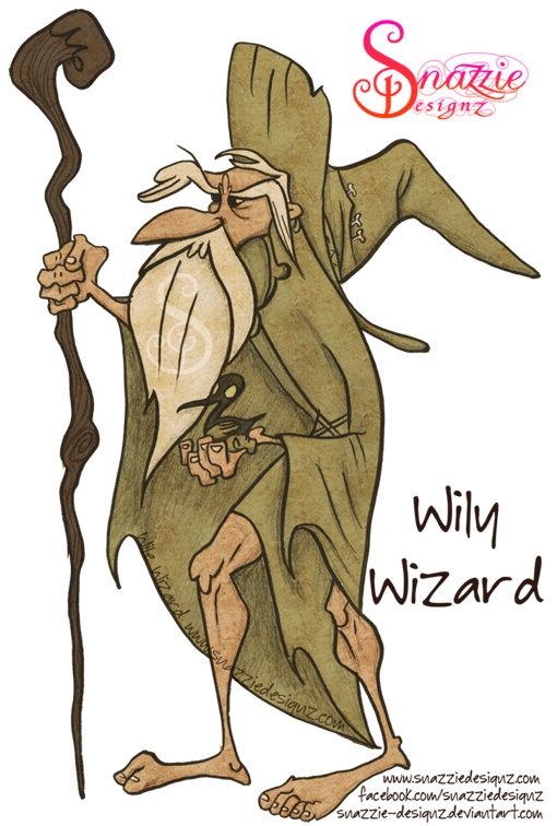 Wizard Sketch
