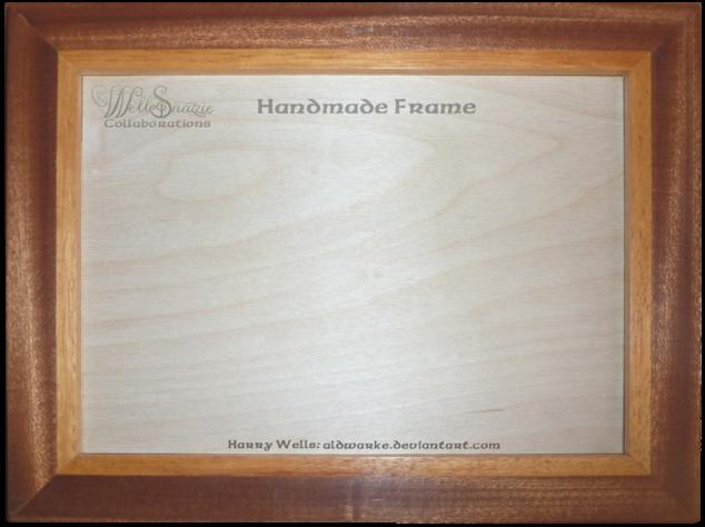 Handmade Frame by Aldwarke